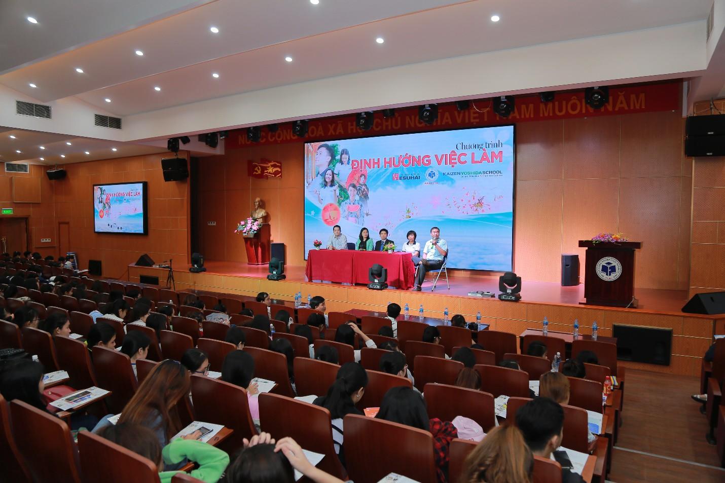 Cam kết việc làm khi học hệ cao đẳng tại trường ĐH Công nghiệp Thực phẩm TP.Hồ Chí Minh - Ảnh 5.