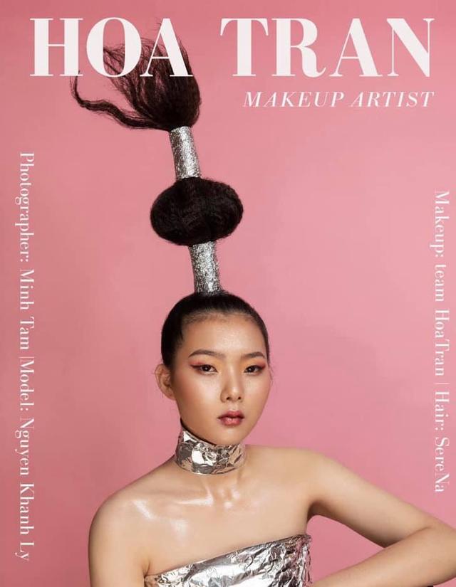 Make-up: Nghề của sự sáng tạo và hiện đại - Ảnh 5.
