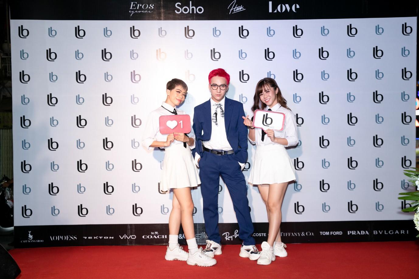 Hàn Khởi trở thành đại sứ thương hiệu cho LB Eyewear - Ảnh 8.