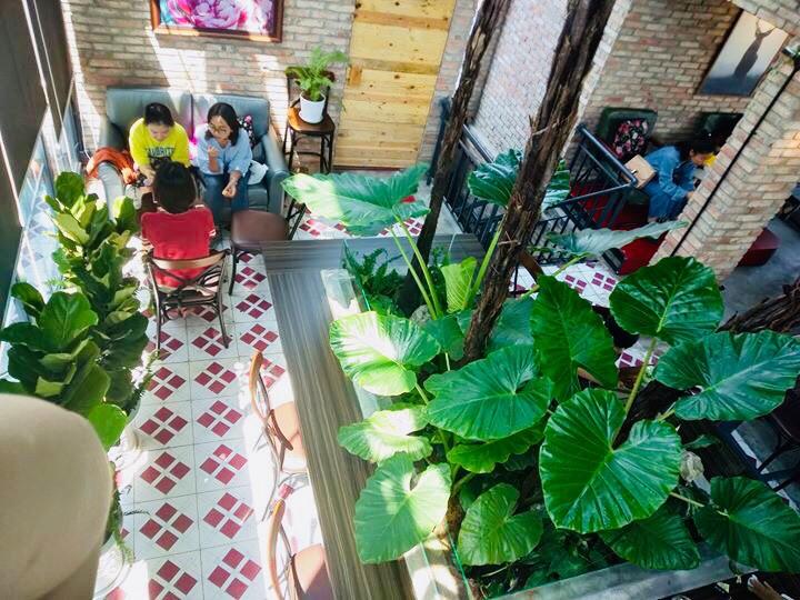 Cafe 69 - Địa điểm check-in mới cho giới trẻ ở Sài Gòn - Ảnh 6.