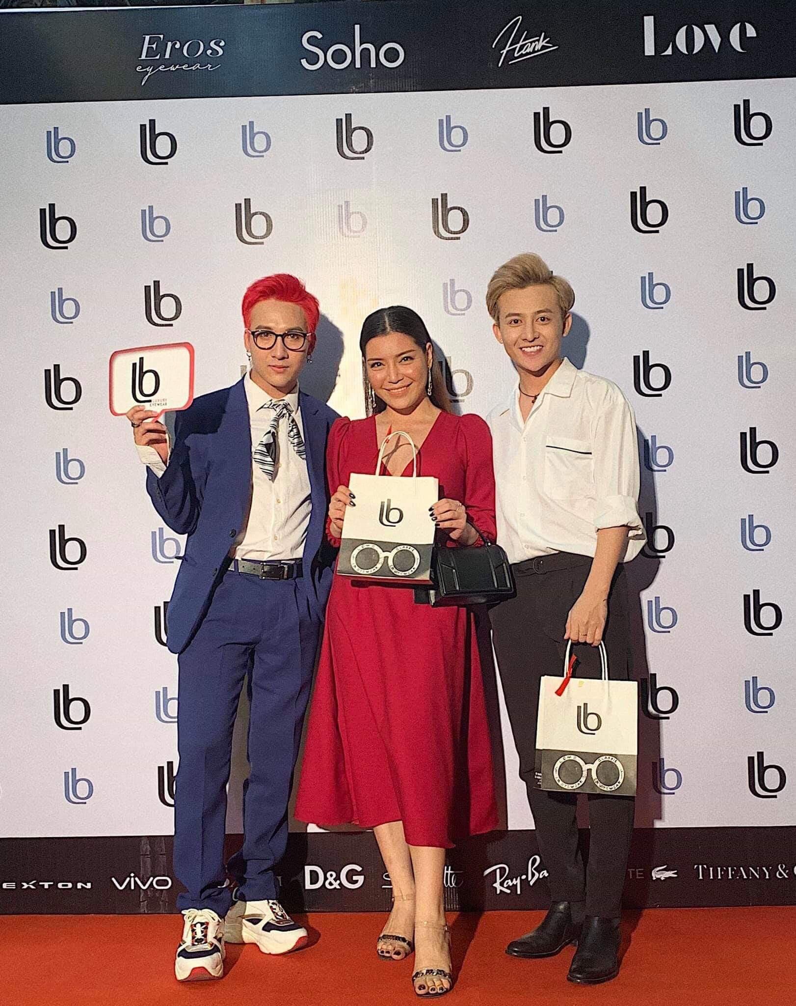 Hàn Khởi trở thành đại sứ thương hiệu cho LB Eyewear - Ảnh 10.