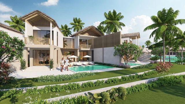 """Một """" Thiên đường nghỉ dưỡng"""" đang hình thành ở Nam Phú Quốc - Ảnh 1."""
