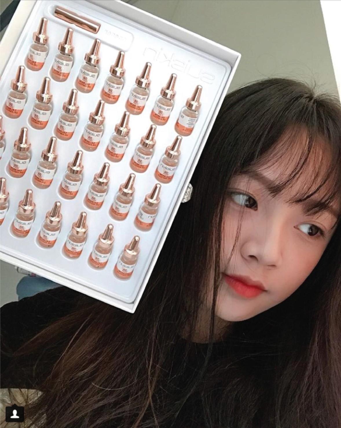 Điều gì từ mỹ phẩm Suiskin làm con gái Việt say mê? - Ảnh 6.