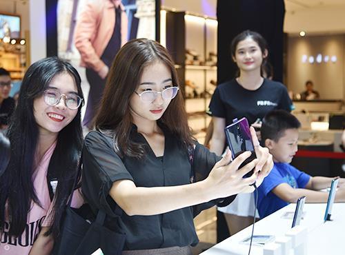 Giới trẻ Sài Gòn hào hứng trải nghiệm OPPO F11 và F11 Pro - Ảnh 7.