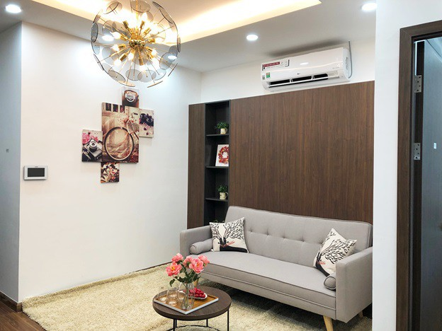 Gợi ý thiết kế căn hộ 1+ tối ưu diện tích cho gia đình trẻ - Ảnh 1.