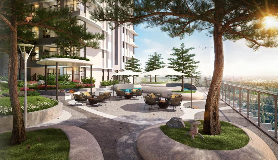 Nhận nhà tận hưởng cuộc sống xanh ngay hôm nay, hưởng lãi suất 0% cùng The Zen Residence - Ảnh 2.