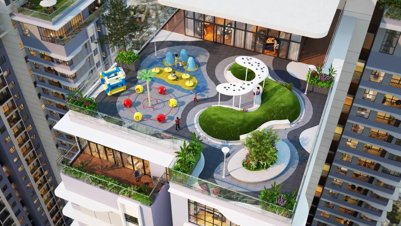 Nhận nhà tận hưởng cuộc sống xanh ngay hôm nay, hưởng lãi suất 0% cùng The Zen Residence - Ảnh 3.
