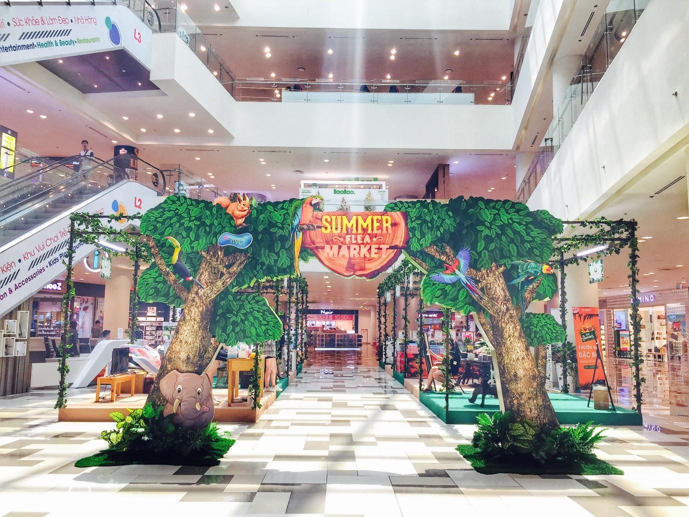 Phiên Chợ Mùa Hè tại SC VivoCity: Thiên đường dành cho mọi tín đồ mua sắm tại Sài Gòn - Ảnh 1.