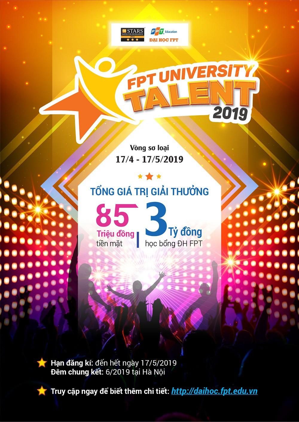 Đại học FPT tung quỹ học bổng hơn 3 tỉ đồng chiêu mộ học sinh tài năng - Ảnh 3.