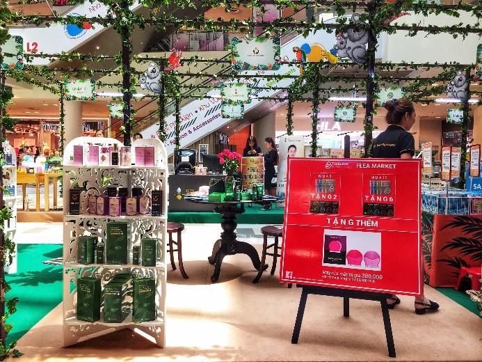 Phiên Chợ Mùa Hè tại SC VivoCity: Thiên đường dành cho mọi tín đồ mua sắm tại Sài Gòn - Ảnh 7.