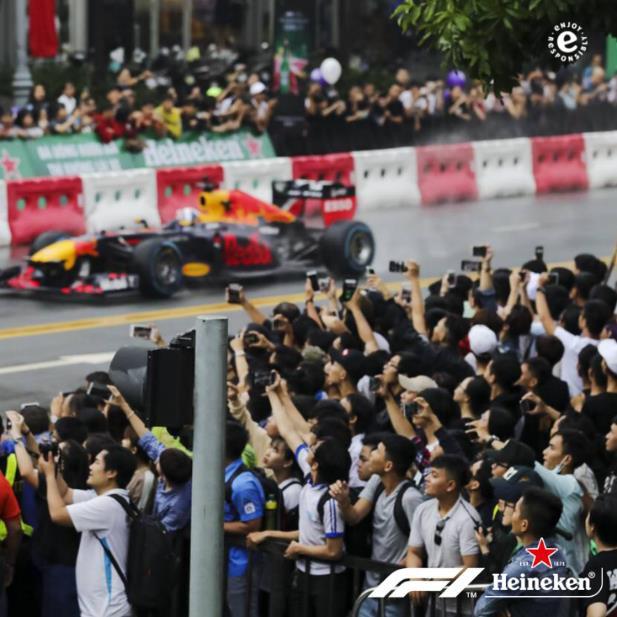 Những lý do fan Thủ đô không thể bỏ lỡ sự kiện Khởi động F1 Việt Nam Grand Prix tại Mỹ Đình ngày 20/4 - Ảnh 2.