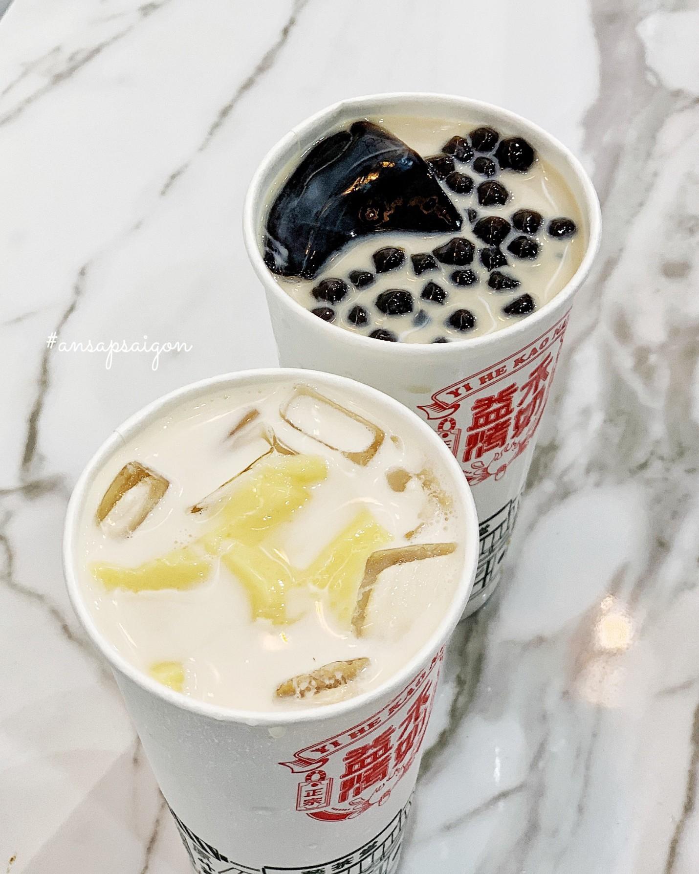 Cơn sốt mang tên trà sữa nướng tiếp tục đổ bộ Sài Gòn - Ảnh 4.