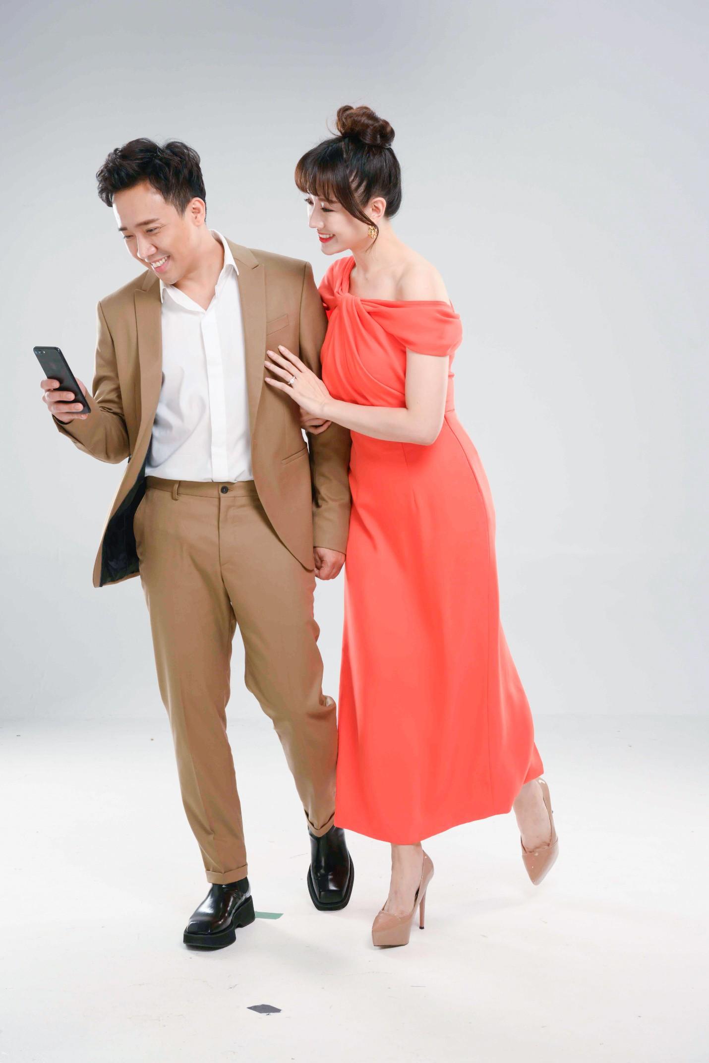 Hari Won tung ảnh tình cảm bên Trấn Thành, phủ nhận tin đồn mang thai - Ảnh 5.