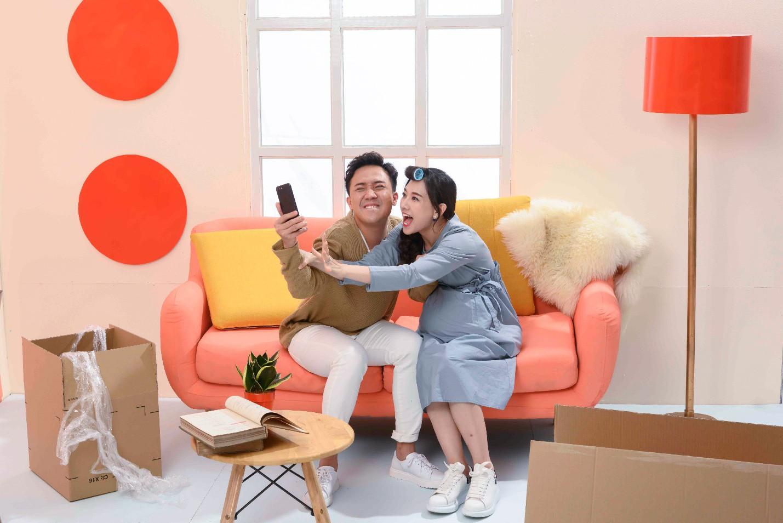 Hari Won tung ảnh tình cảm bên Trấn Thành, phủ nhận tin đồn mang thai - Ảnh 6.