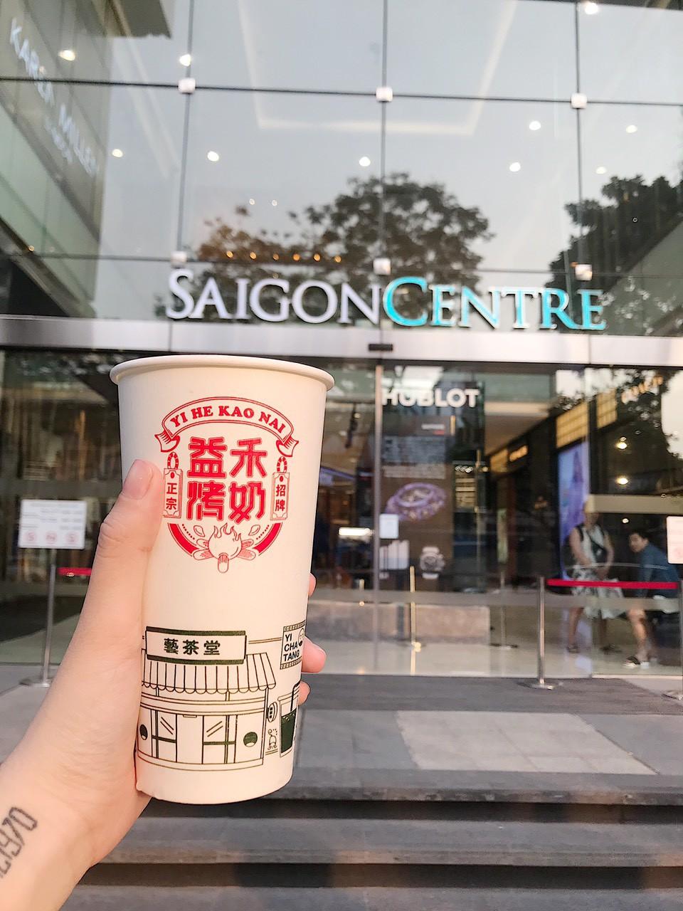 Cơn sốt mang tên trà sữa nướng tiếp tục đổ bộ Sài Gòn - Ảnh 6.