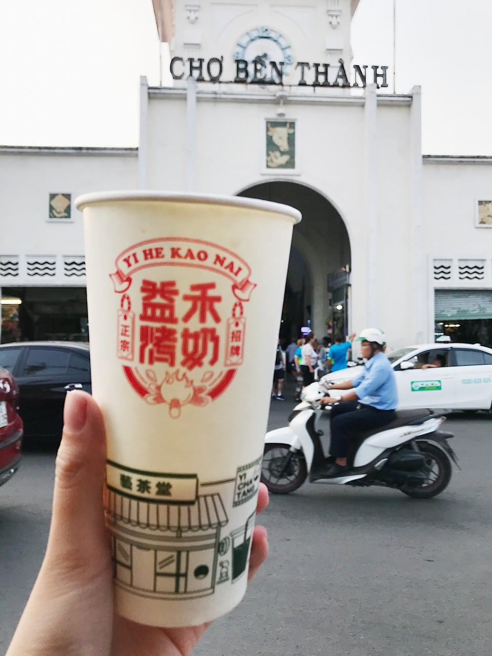 Cơn sốt mang tên trà sữa nướng tiếp tục đổ bộ Sài Gòn - Ảnh 8.