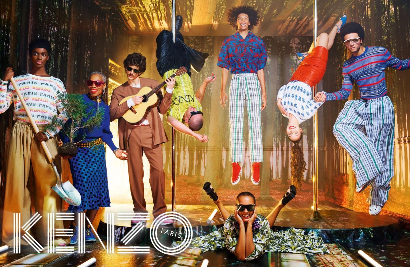 Kenzo - Gã phù thủy biến hóa mọi phong cách: Bạn muốn mặc như ngôi sao ca nhạc hay phu nhân và ái nữ tổng thống? - Ảnh 1.