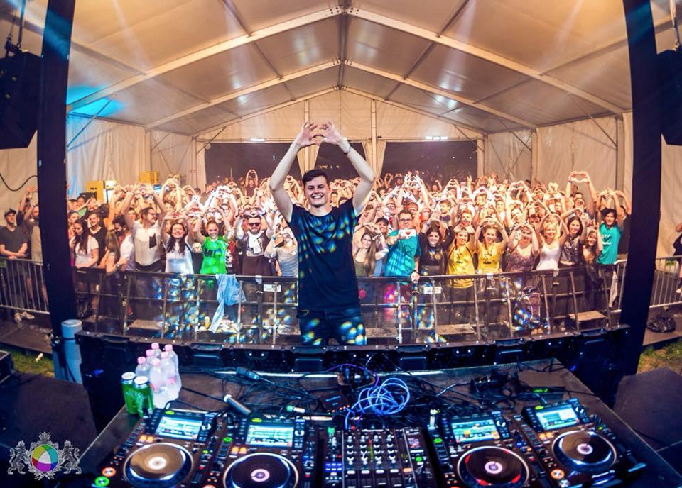 Tháng 4 bùng nổ với loạt DJ đình đám thế giới cập bến Sài thành - Ảnh 3.