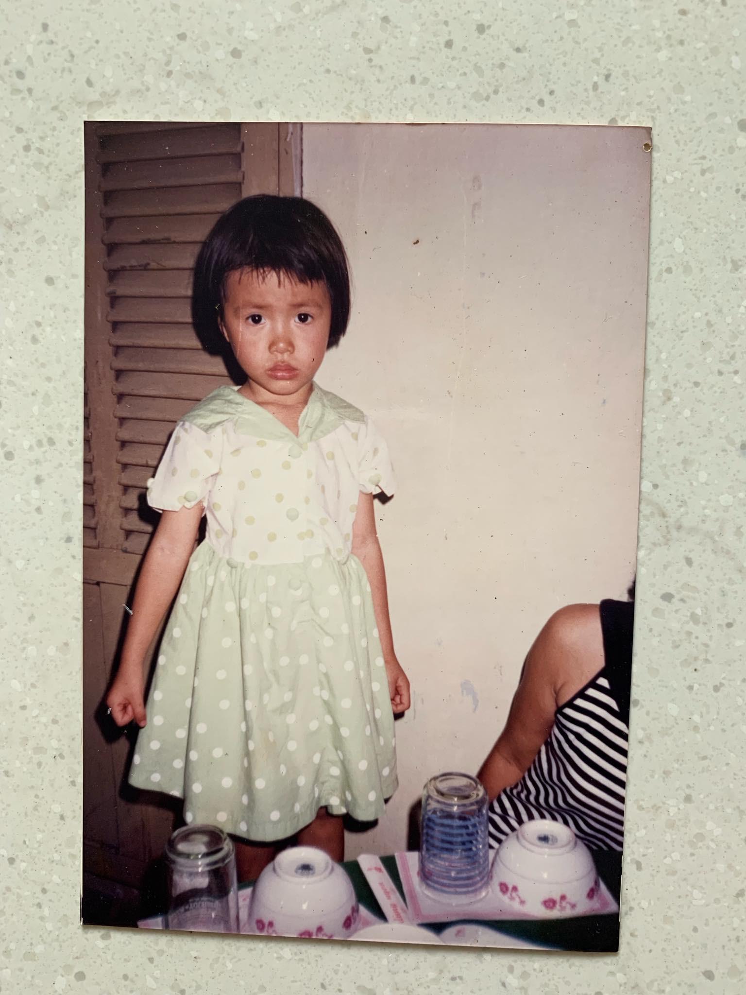 Mẹ Minh Tú: Tú từng xin tiền đi cắt chân vì cao nhất trường - Ảnh 3.