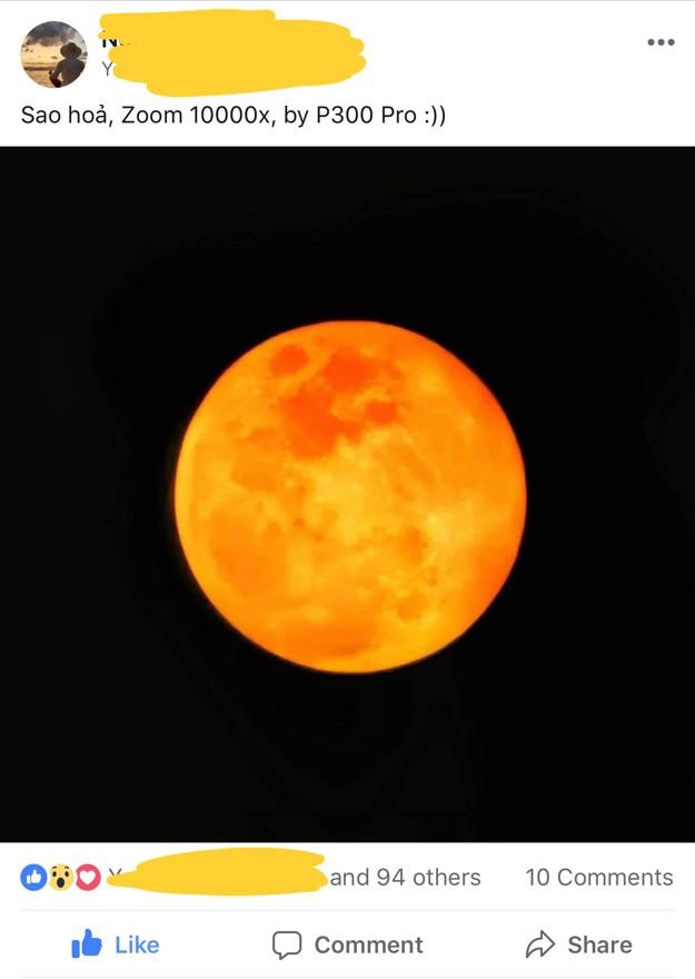 Thử thách chụp ảnh Mặt Trăng bằng điện thoại gây bão cộng đồng mạng - Ảnh 5.
