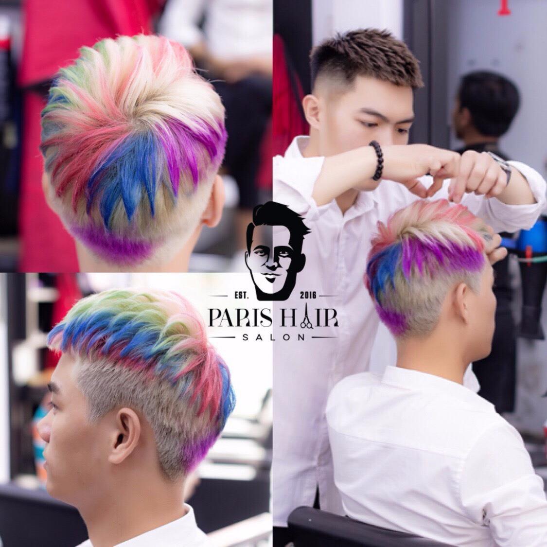 """Bí quyết """"lột xác"""" cho nam giới đơn giản là combo 7 bước làm tóc chỉ 80.000đ tại Paris Hair Salon - Ảnh 5."""