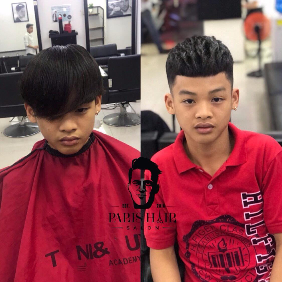 """Bí quyết """"lột xác"""" cho nam giới đơn giản là combo 7 bước làm tóc chỉ 80.000đ tại Paris Hair Salon - Ảnh 6."""
