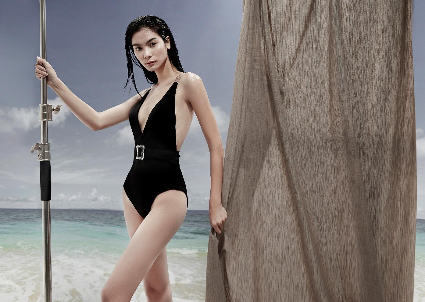 Vào hè chất ngất như Kim Dung với đồ bơi từ thương hiệu NG 3.5 - Ảnh 7.