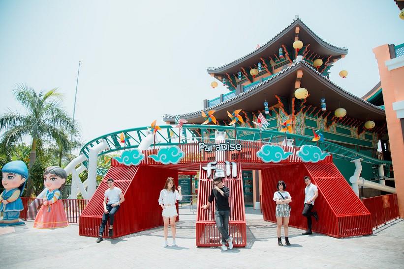 Nghỉ lễ 30/4, đến Sun World Danang Wonders để quẩy tưng bừng cùng Mr Đàm - Ảnh 3.