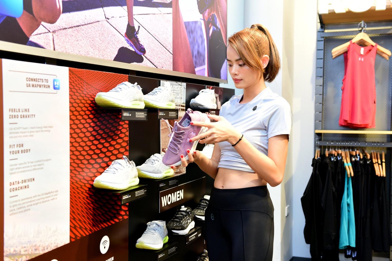 Khai trương cửa hàng thời trang thể thao Under Armour tại SC VivoCity - Ảnh 3.