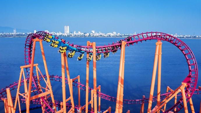 Nghỉ lễ 30/4, đến Sun World Danang Wonders để quẩy tưng bừng cùng Mr Đàm - Ảnh 4.