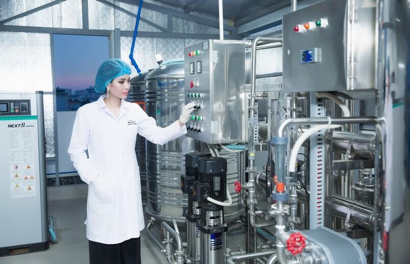 Top White có nhà máy sản xuất được đầu tư 2 triệu đô - Ảnh 6.