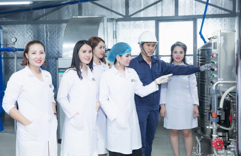 Top White có nhà máy sản xuất được đầu tư 2 triệu đô - Ảnh 7.