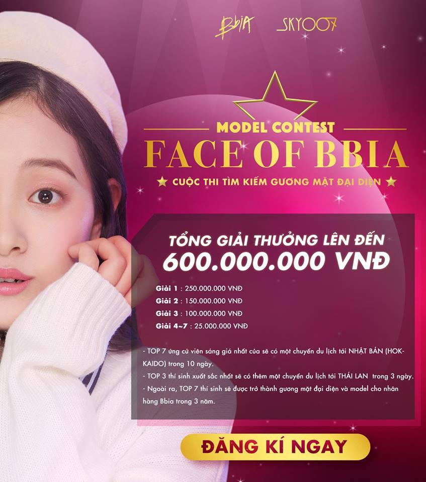 FACE OF BBIA - tìm kiếm gương mặt đại diện cho hãng mỹ phẩm đình đám ở Hàn Quốc - Ảnh 2.
