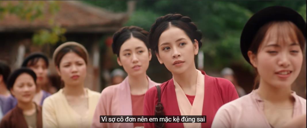 Soi những chi tiết thú vị trong MV cổ trang mới của Chi Pu - Ảnh 1.