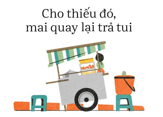"""Sài Gòn – """"Máu tử tế"""" đã ăn sâu - Ảnh 2."""