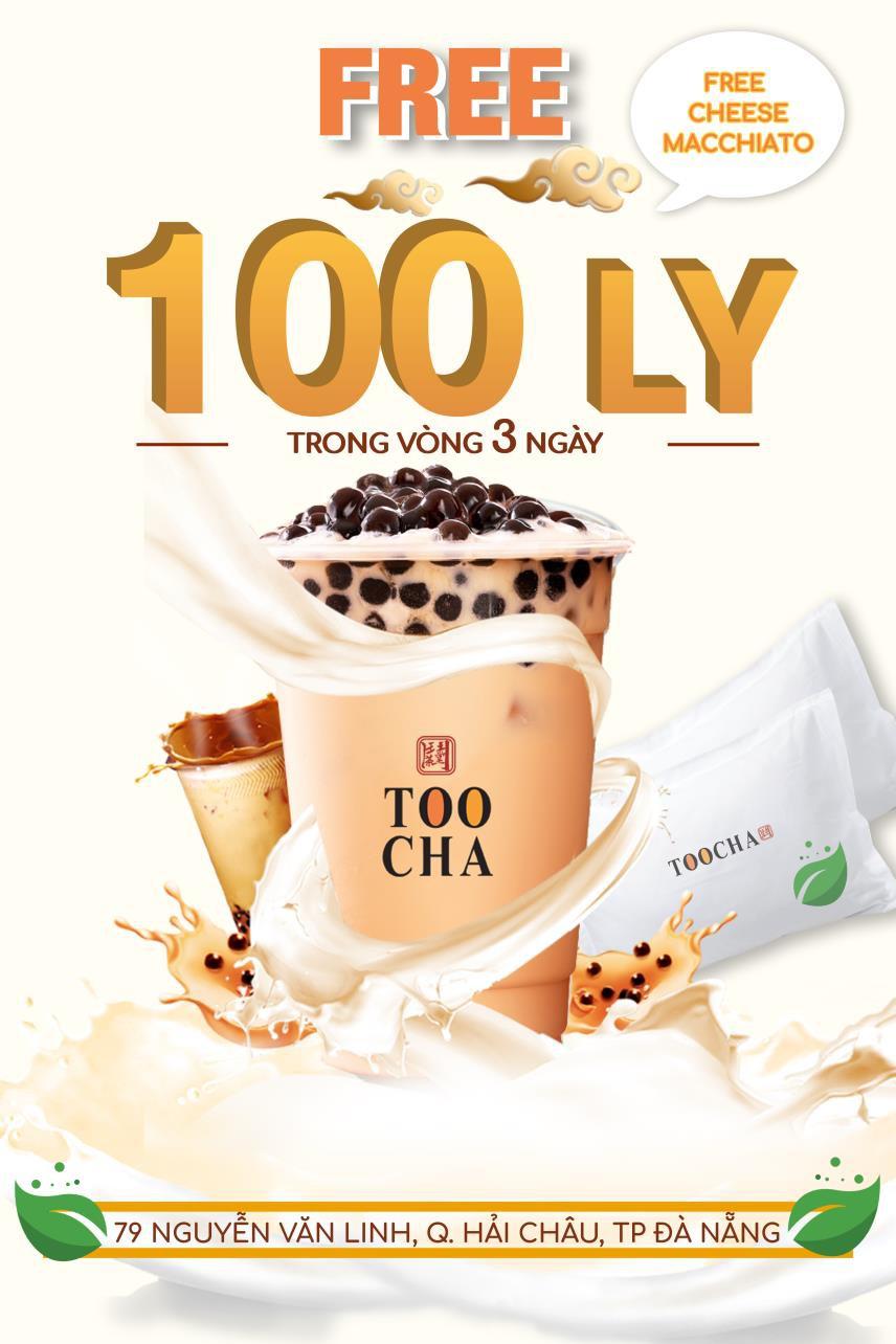 """Thương hiệu trà sữa TOOCHA """"đại náo"""" Đà Nẵng - Ảnh 4."""