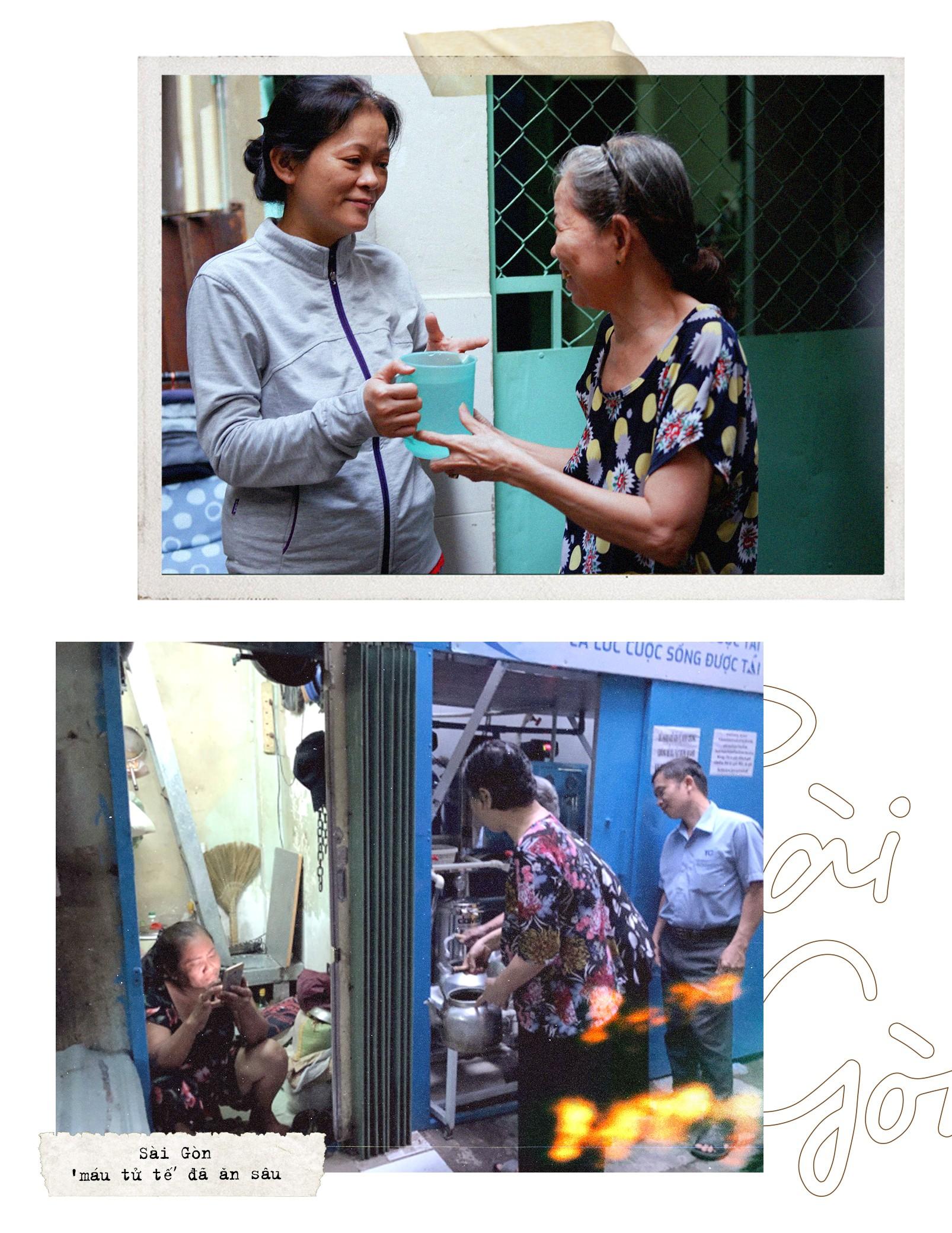 """Sài Gòn – """"Máu tử tế"""" đã ăn sâu - Ảnh 5."""