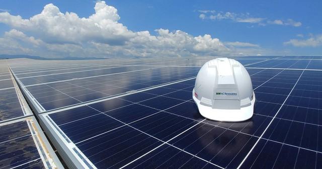 BIM Group chính thức khánh thành cụm 3 nhà máy điện mặt trời 330MWp - Ảnh 1.