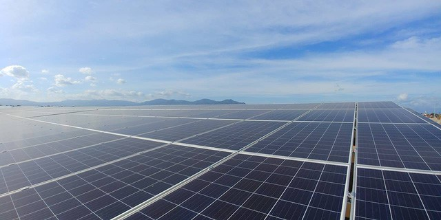 BIM Group chính thức khánh thành cụm 3 nhà máy điện mặt trời 330MWp - Ảnh 2.