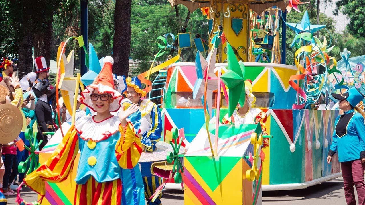 Độc đáo Đầm Sen mùa lễ hội: Nơi tinh hoa nghệ thuật cùng hội tụ - Ảnh 1.