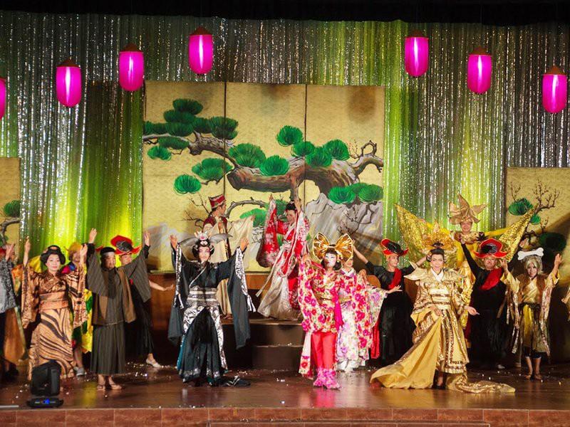 Độc đáo Đầm Sen mùa lễ hội: Nơi tinh hoa nghệ thuật cùng hội tụ - Ảnh 3.