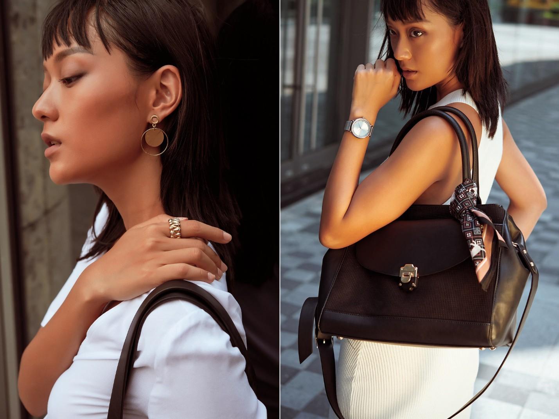 Hồ Thu Anh nổi bật với phụ kiện thời trang của Parfois - Ảnh 7.