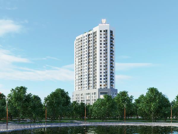 Luxury Park Views dự án sống xanh sở hữu sổ hồng lâu dài - Ảnh 1.