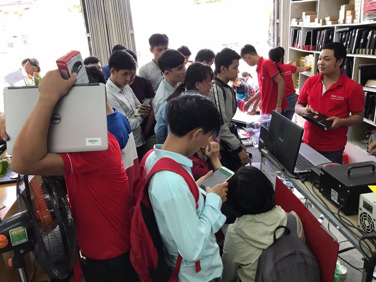 Kim Anh Computer - Địa chỉ sửa chữa Laptop uy tín hàng đầu tại Đà Nẵng - Ảnh 2.
