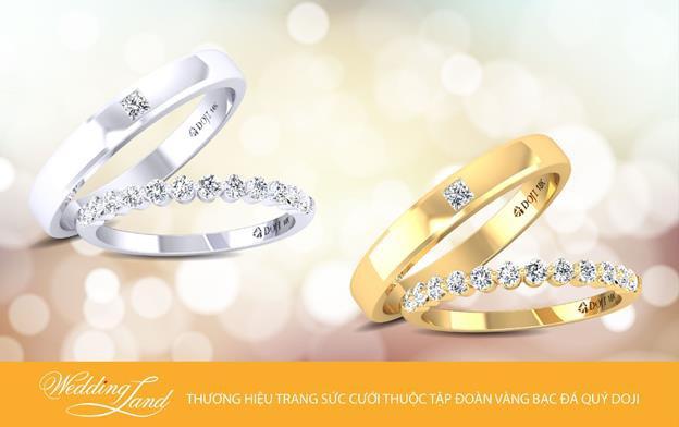 Tin hot cho mọi cặp đôi: Cơ hội sở hữu nhẫn cưới kim cương giá 0 đồng - Ảnh 2.