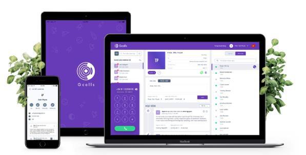 Giải pháp phần mềm Gcalls Plus Webphone tích hợp chức năng SMS Marketing - Ảnh 2.