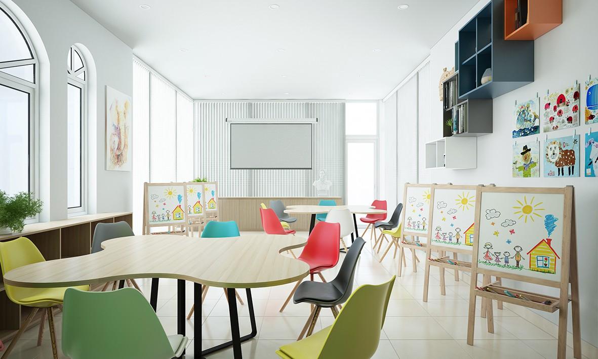 Thêm cơ sở hiện đại mới nhất của Asian School đi vào hoạt động - Ảnh 6.