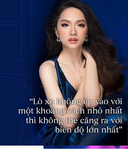 """Hoa hậu Hương Giang: """"Tôi tự hào với những điều bất công trong cuộc sống"""" - Ảnh 4."""