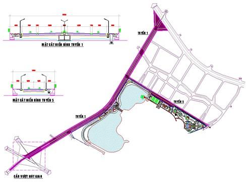 Thông trục nối Xa La – Nguyễn Xiển giúp gia tăng giá trị bất động sản - Ảnh 2.