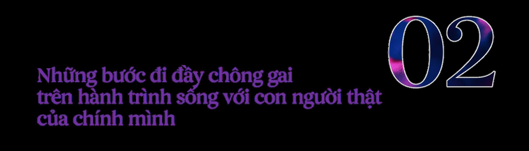"""Hoa hậu Hương Giang: """"Tôi tự hào với những điều bất công trong cuộc sống"""" - Ảnh 2."""